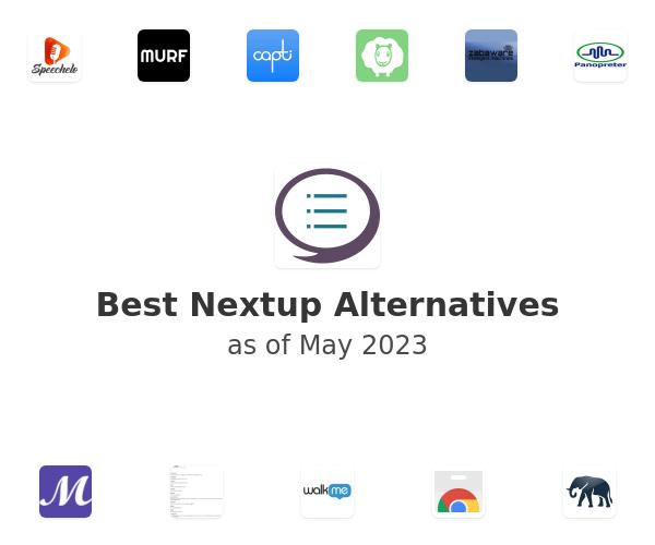 Best Nextup Alternatives
