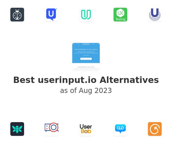 Best userinput.io Alternatives