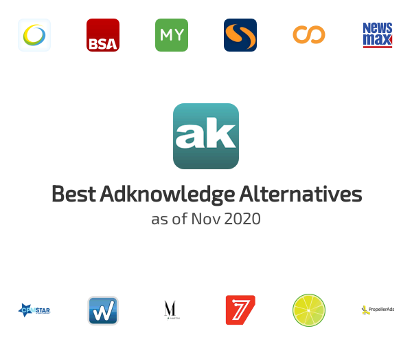 Best Adknowledge Alternatives