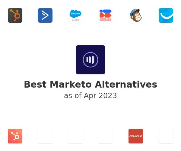 Best Marketo Alternatives