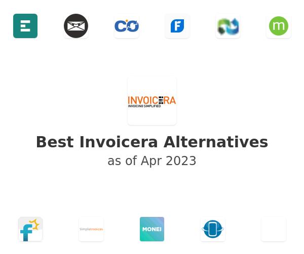 Best Invoicera Alternatives