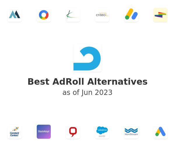 Best AdRoll Alternatives