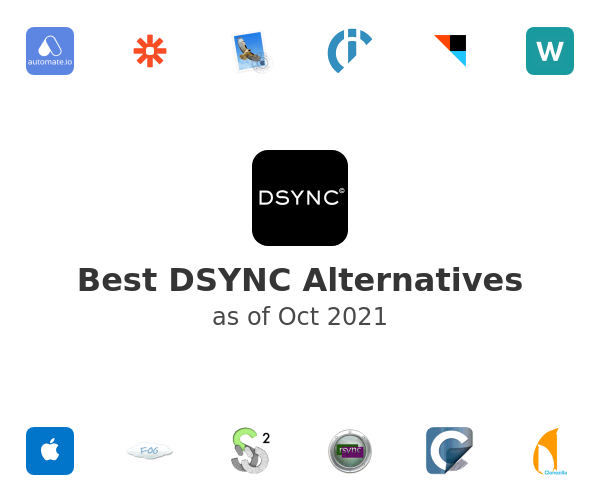 Best DSYNC Alternatives