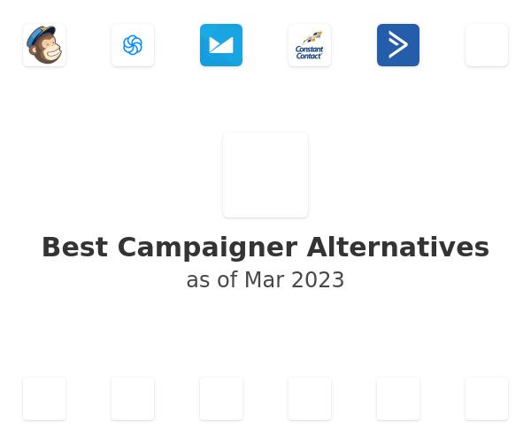 Best Campaigner Alternatives