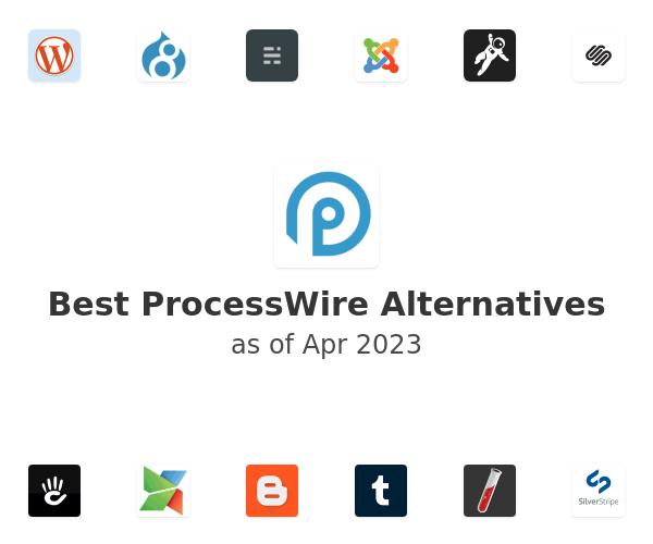 Best ProcessWire Alternatives