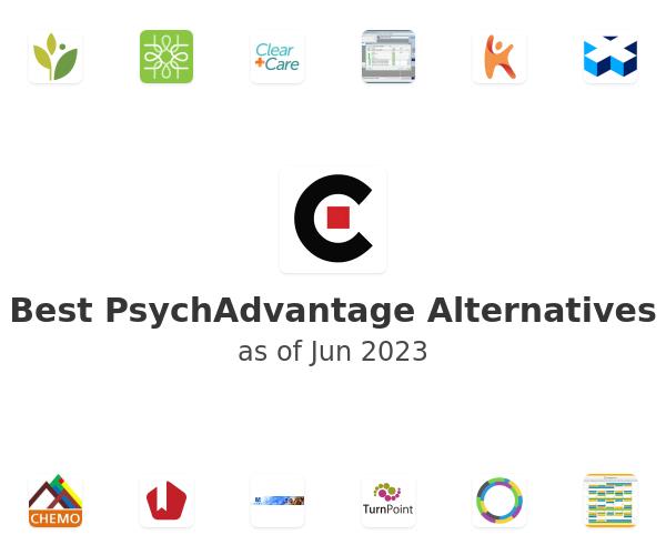 Best PsychAdvantage Alternatives