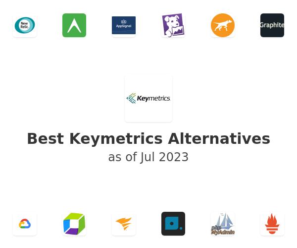 Best Keymetrics Alternatives