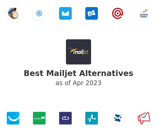 Best Mailjet Alternatives