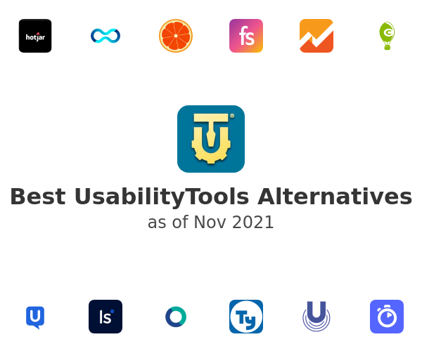 Best UsabilityTools Alternatives