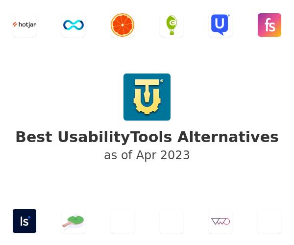 Best UsabilityTools Alternatives