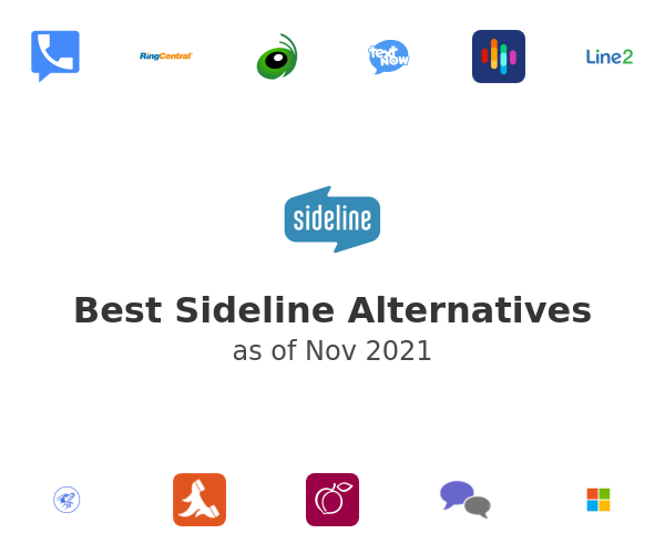 Best Sideline Alternatives