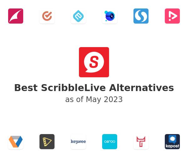 Best ScribbleLive Alternatives