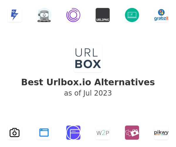 Best Urlbox.io Alternatives