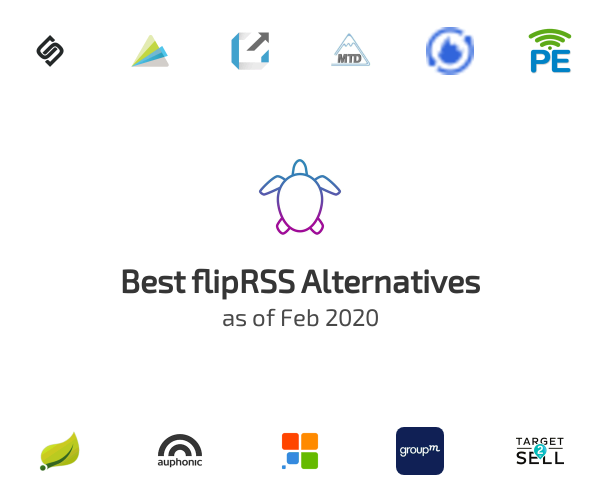 Best flipRSS Alternatives