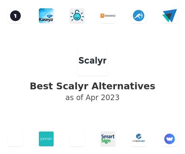 Best Scalyr Alternatives