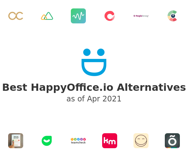 Best HappyOffice.io Alternatives