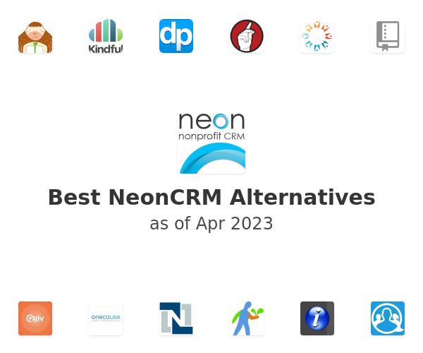 Best NeonCRM Alternatives