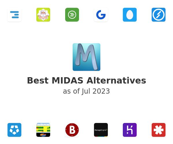 Best MIDAS Alternatives