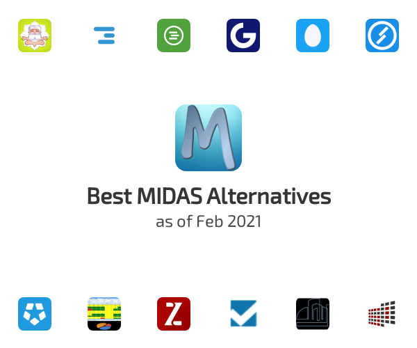 Best MIDAS Alternatives