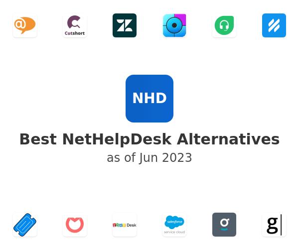 Best NetHelpDesk Alternatives