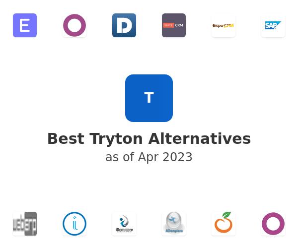 Best Tryton Alternatives