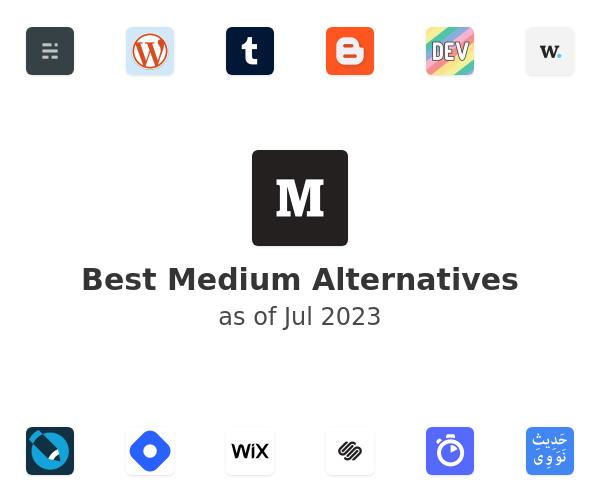 Best Medium Alternatives