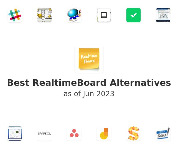 Best RealtimeBoard Alternatives