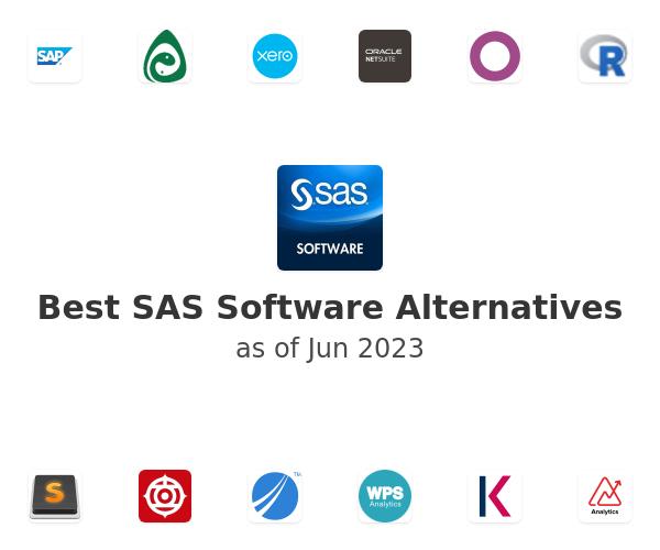 Best SAS Software Alternatives