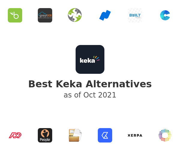 Best Keka Alternatives