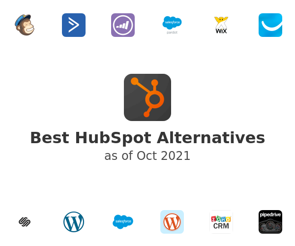 Best HubSpot Alternatives
