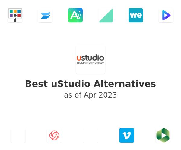 Best uStudio Alternatives