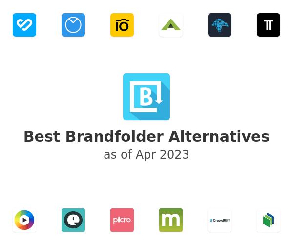 Best Brandfolder Alternatives