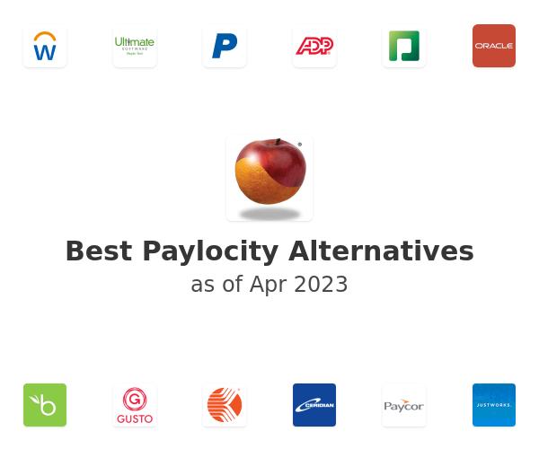 Best Paylocity Alternatives