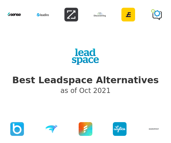 Best Leadspace Alternatives