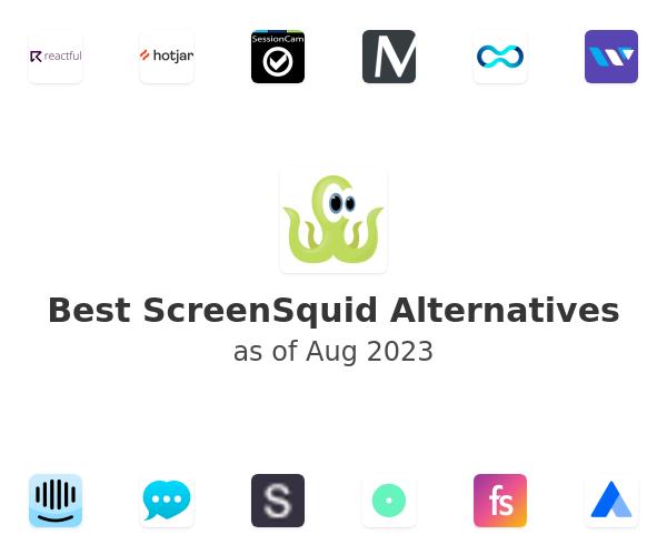 Best ScreenSquid Alternatives