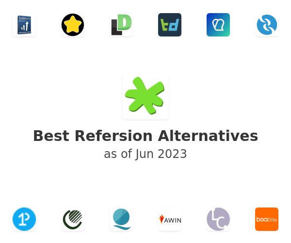 Best Refersion Alternatives
