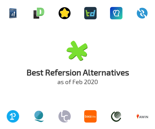 Best Refersion Alternatives