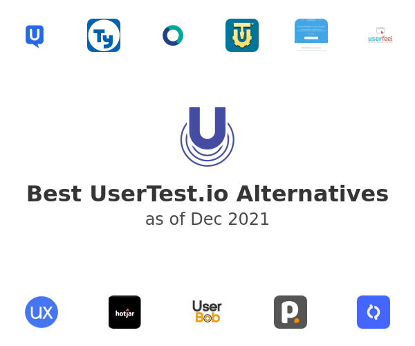Best UserTest.io Alternatives