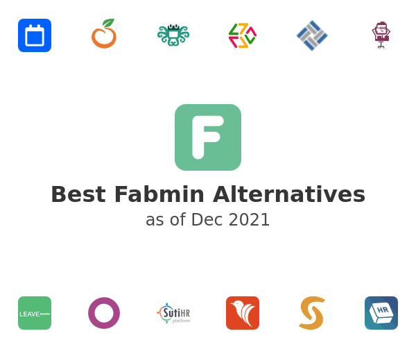 Best Fabmin Alternatives