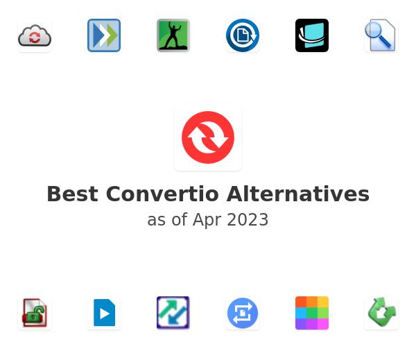 Best Convertio Alternatives
