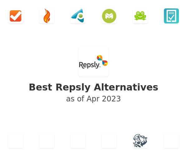 Best Repsly Alternatives