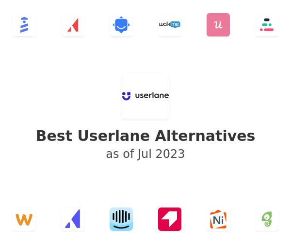 Best Userlane Alternatives