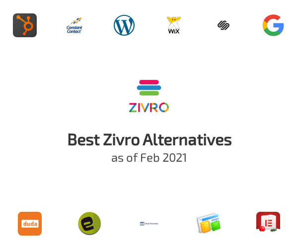 Best Zivro Alternatives