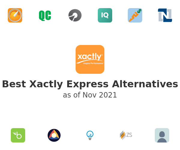 Best Xactly Express Alternatives