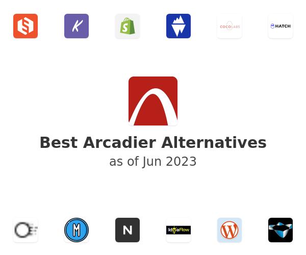 Best Arcadier Alternatives