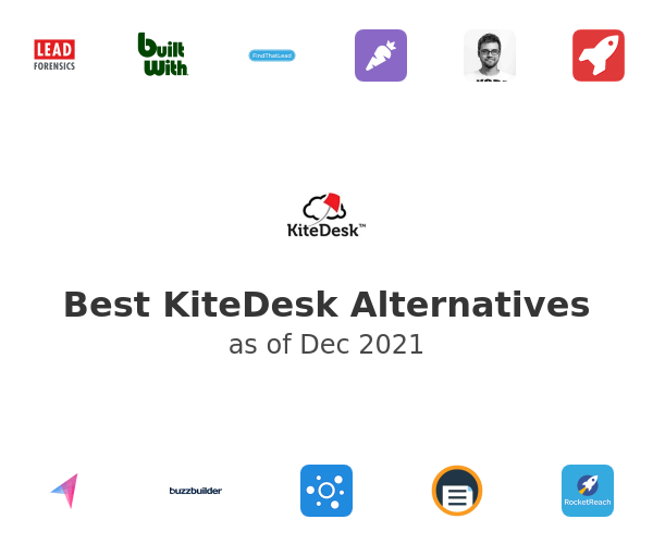 Best KiteDesk Alternatives