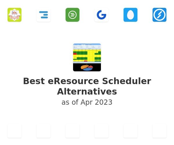 Best eResource Scheduler Alternatives