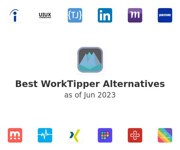 Best WorkTipper Alternatives