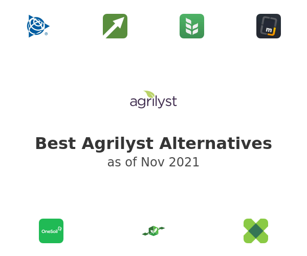 Best Agrilyst Alternatives