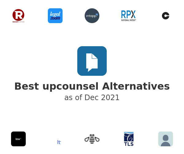 Best upcounsel Alternatives